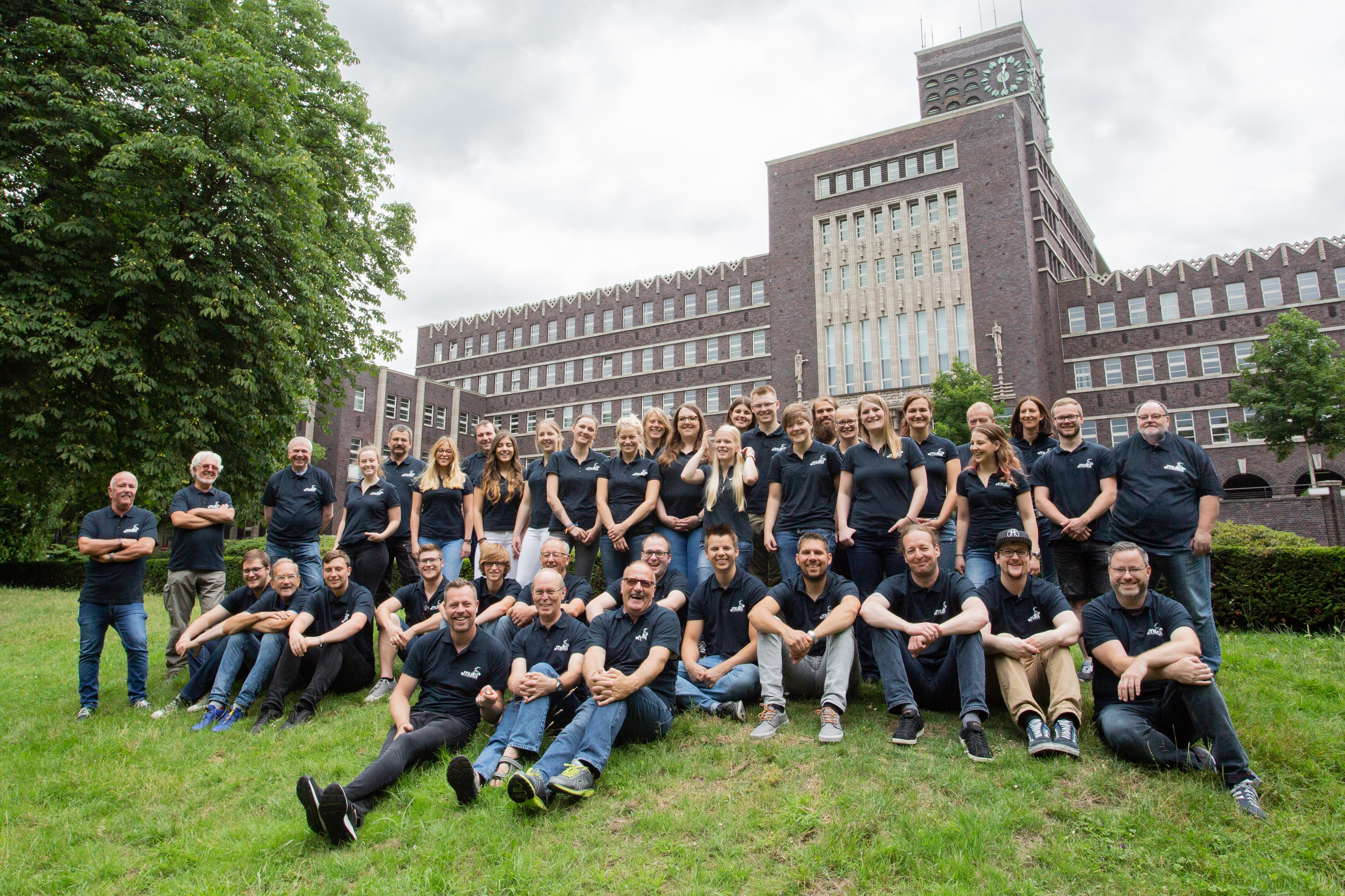 Multi Team 2018 Rathaus